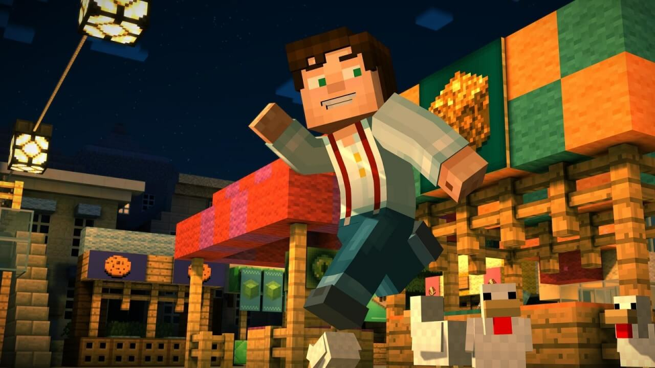 Minecraft: Story Mode Getting Extra Chapters