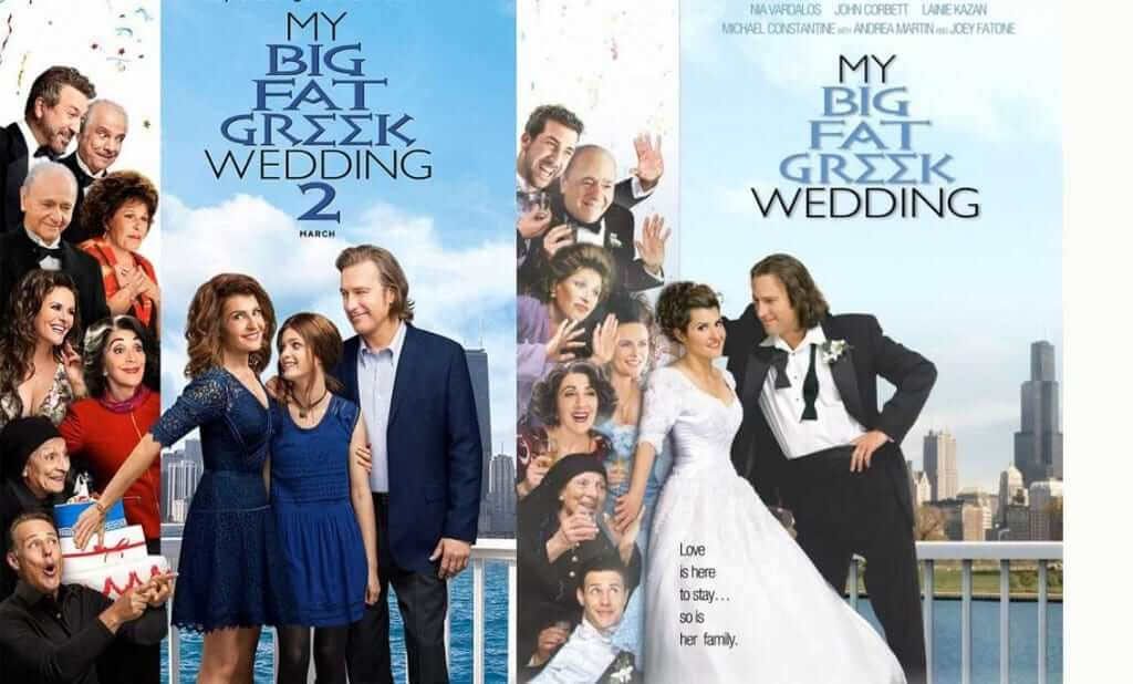 Batman & Superman V My Big Fat Greek Wedding 2