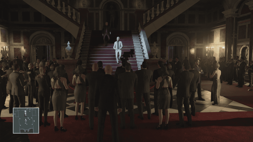 Hiding In Plain Sight Makes Hitman Feel Unique