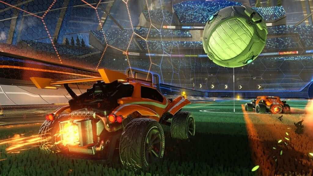 Rocket League Receives Xbox One Patch