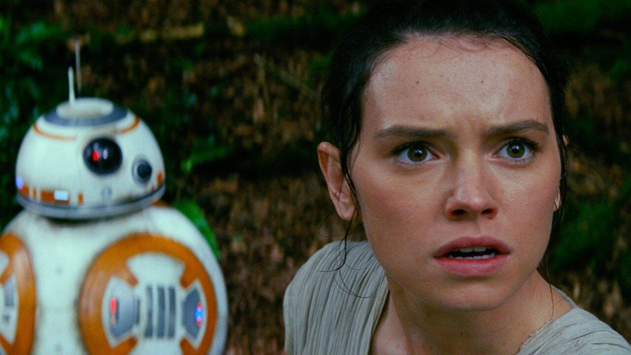Daisy Ridley Talks Star Wars: Episode VIII