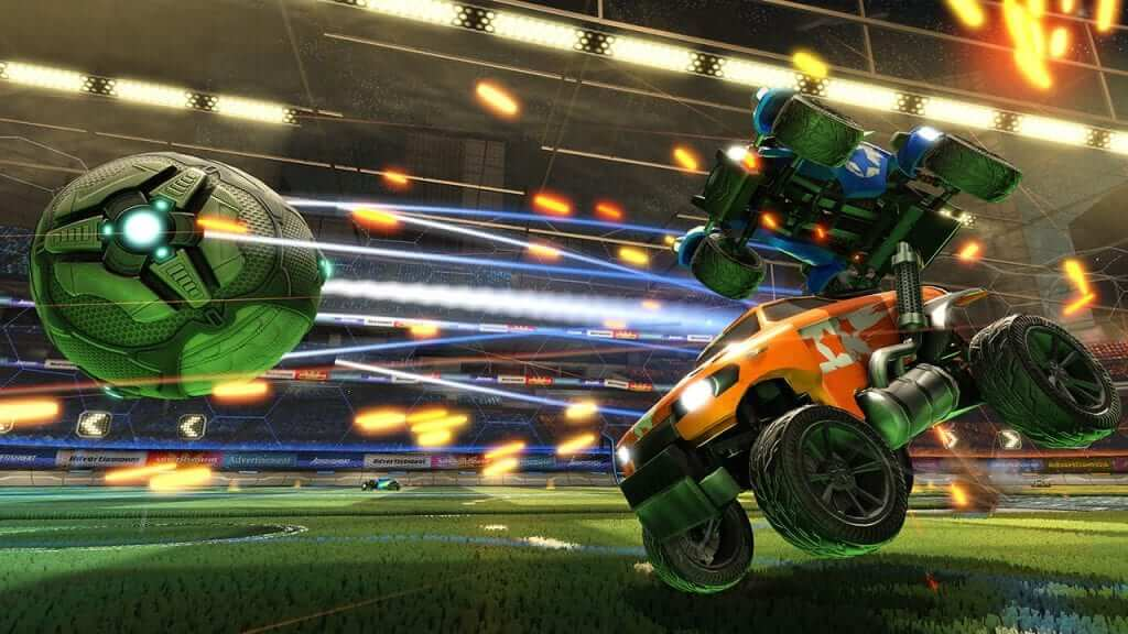 Rocket League Championship Series Announced