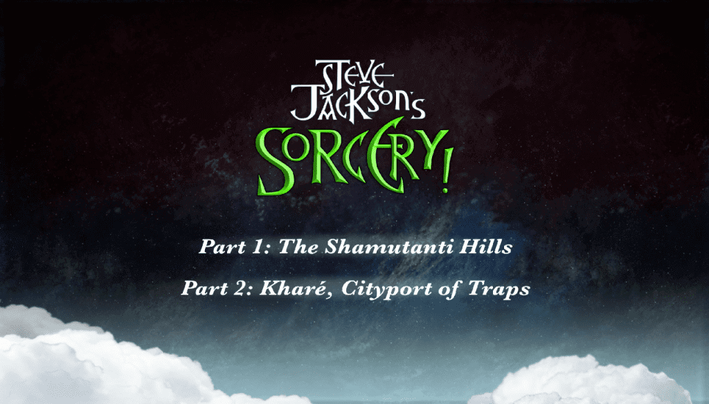 Sorcery! Parts 1 and 2 Review