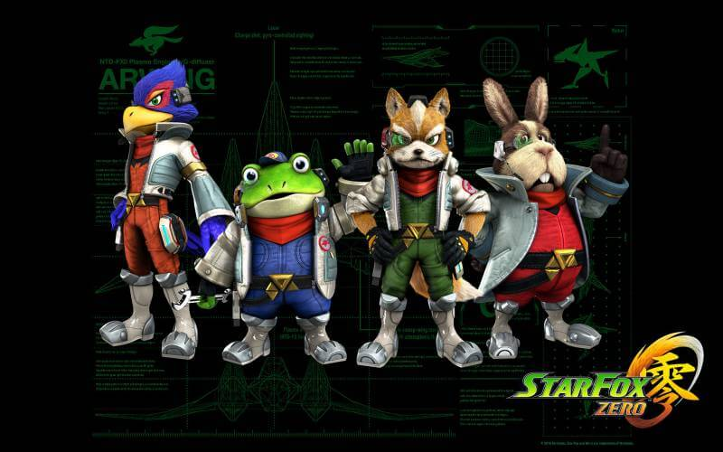 Star Fox Zero brings the crew back together!
