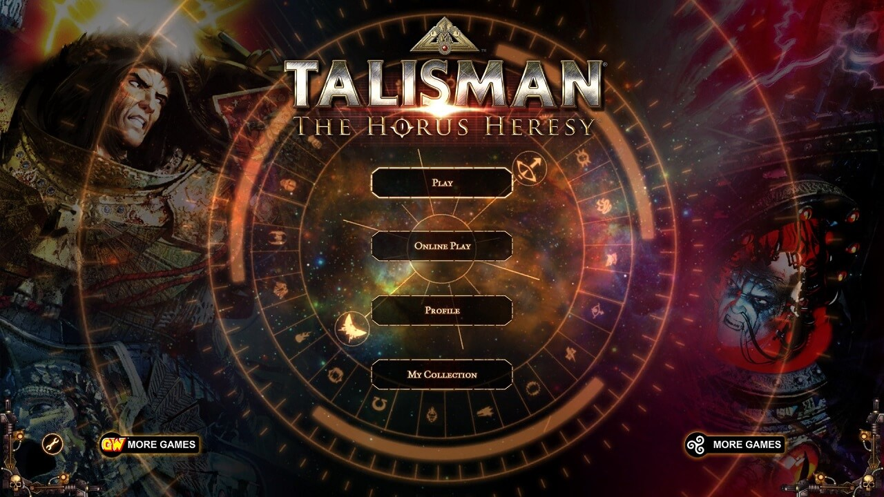 Talisman: The Horus Heresy Launches on Google Play