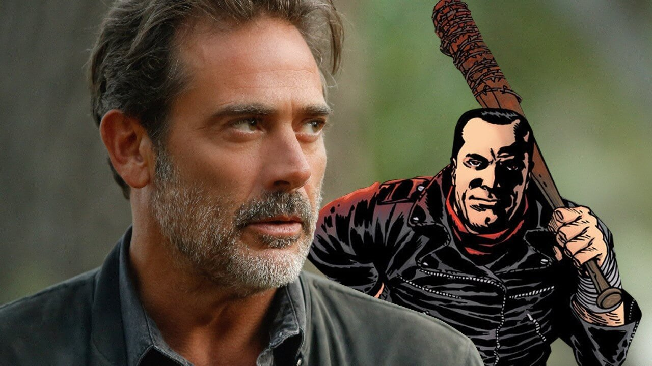 AMC Releases Teaser Image of Negan