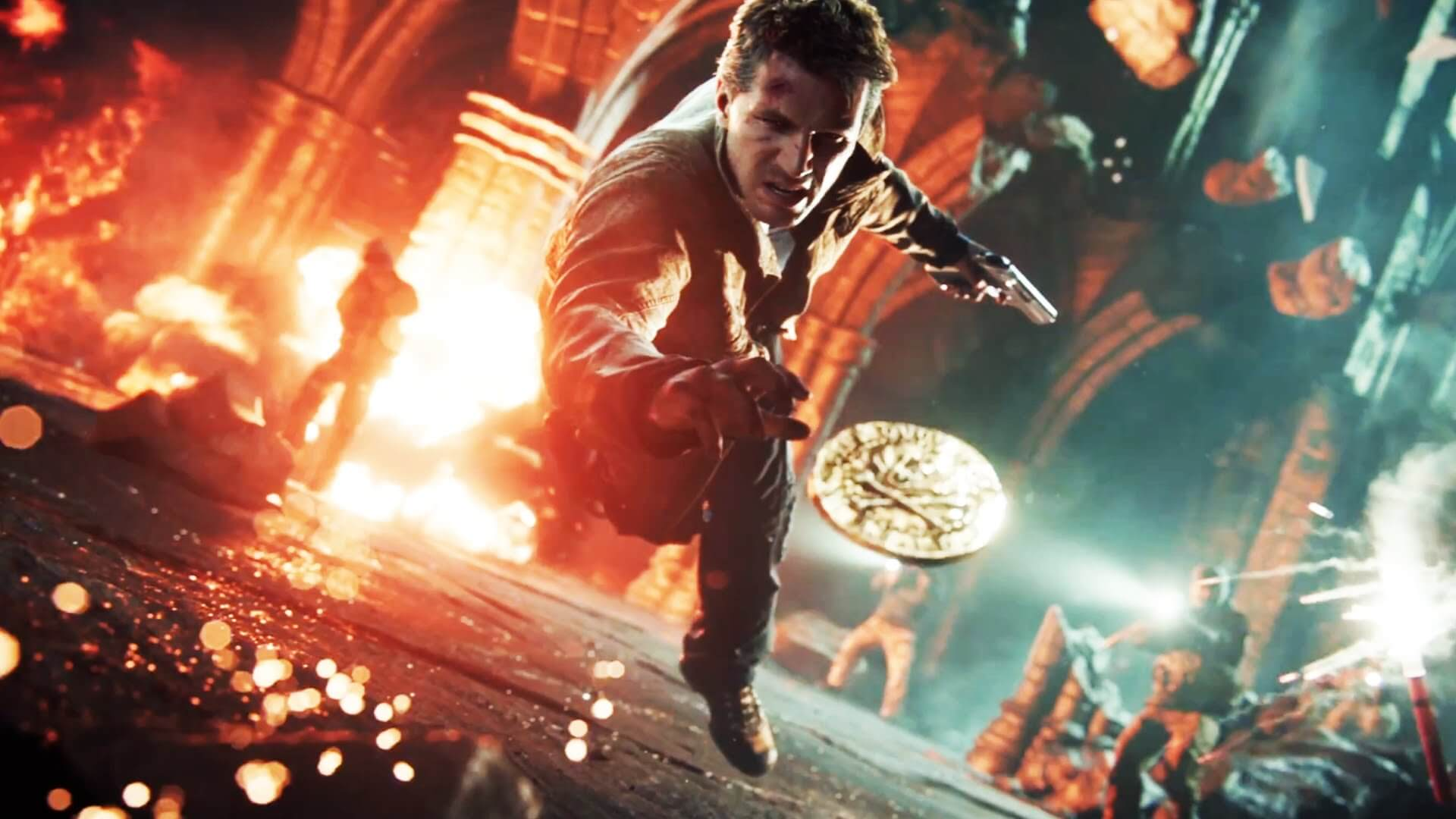 Here's The New Uncharted 4 CG Trailer