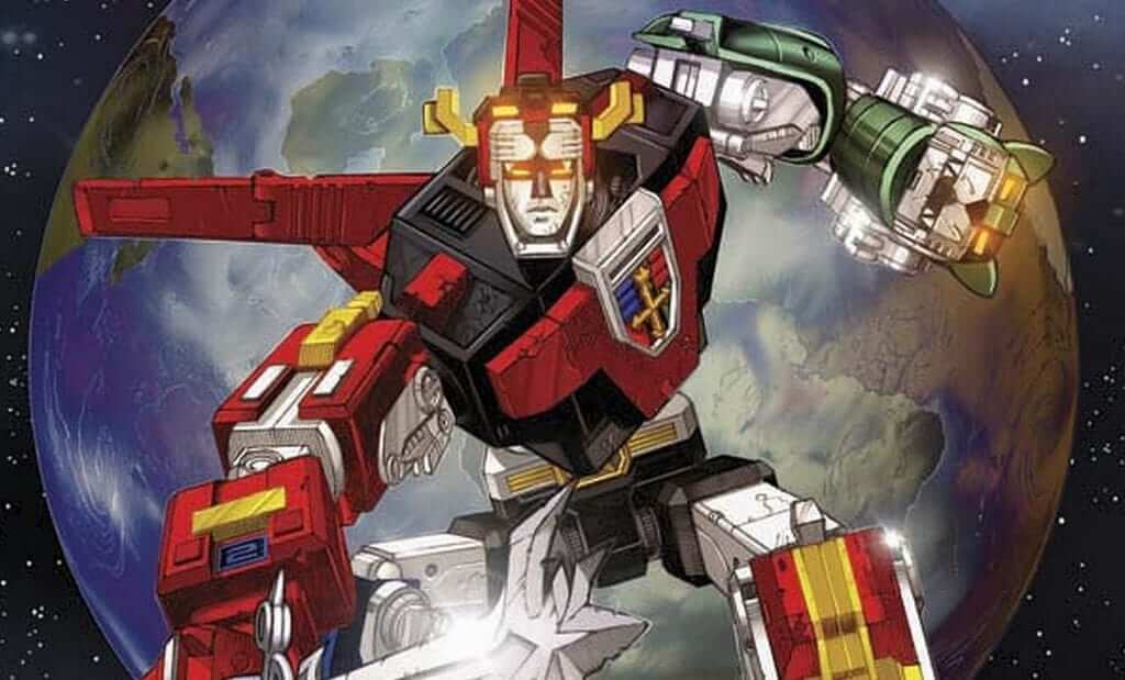 Netflix to Host New Voltron Series