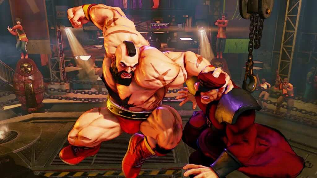 Street Fighter V Update Drops March 28 and 30