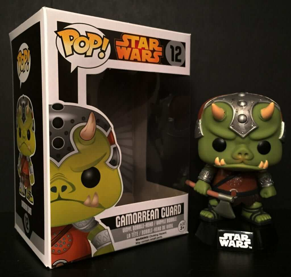 Nested Universe: Gamorrean Guard