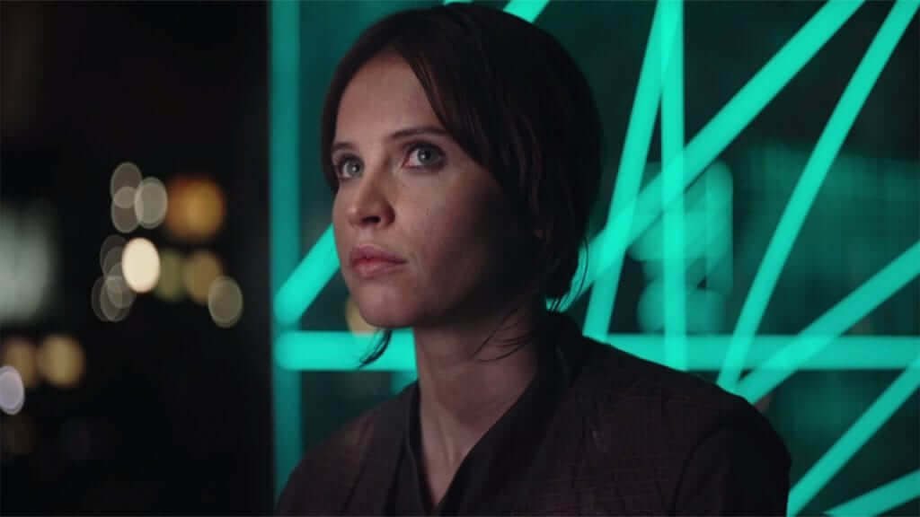 Rogue One: A Star Wars Story First Trailer Released