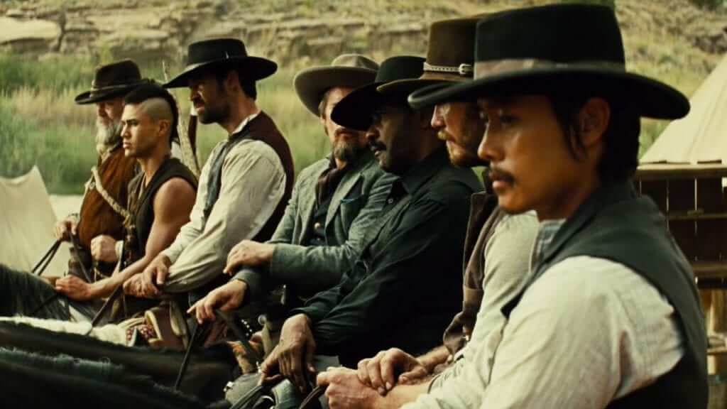 Magnificent Seven Remake Shows Its First Trailer