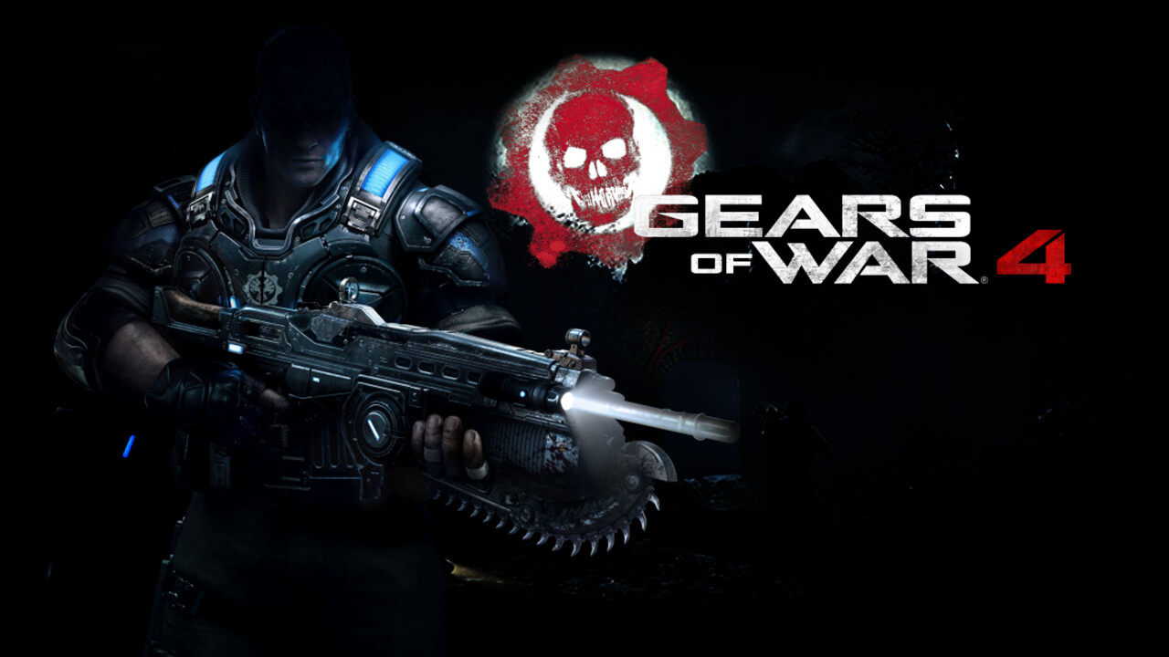 GEARS OF WAR 4 Graphics Steadily Improving Says Dev