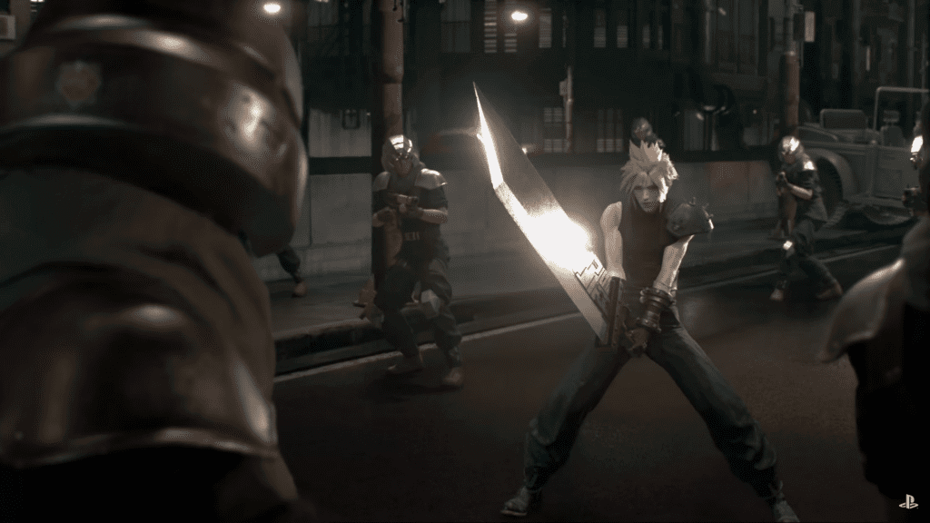 Final Fantasy VII Remake Are Multiple Full-Sized Games