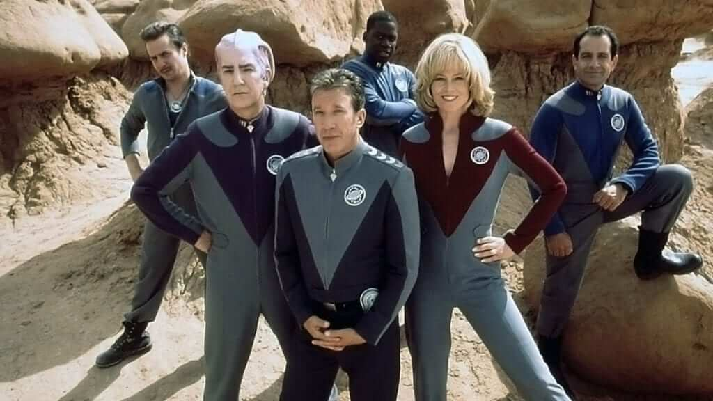The Galaxy Quest Sequel That Almost Was
