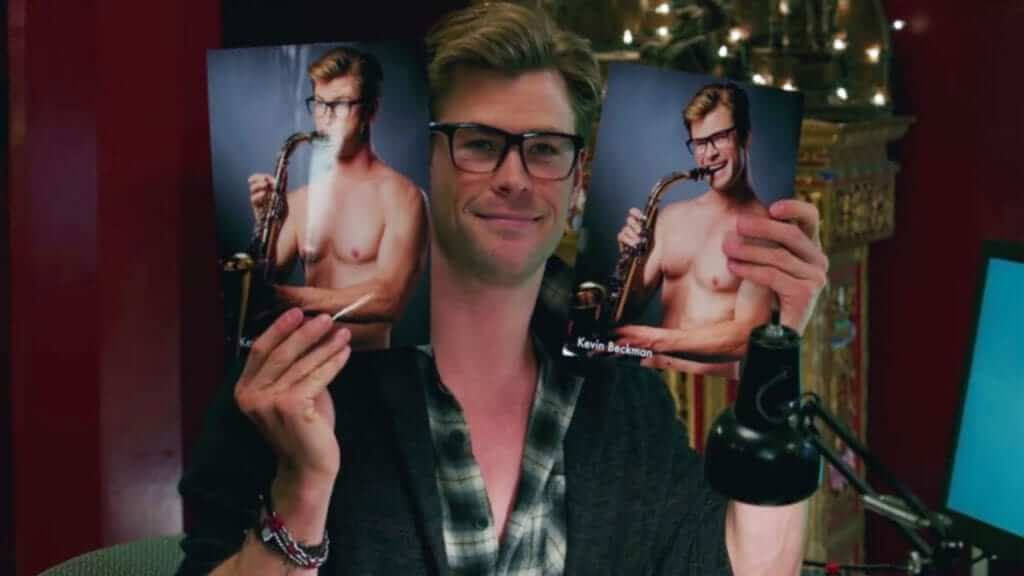 Meet Chris Hemsworth's New 'Ghostbusters' Character