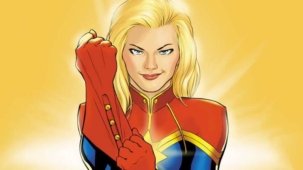 Captain Marvel to Appear in Avengers: Infinity War