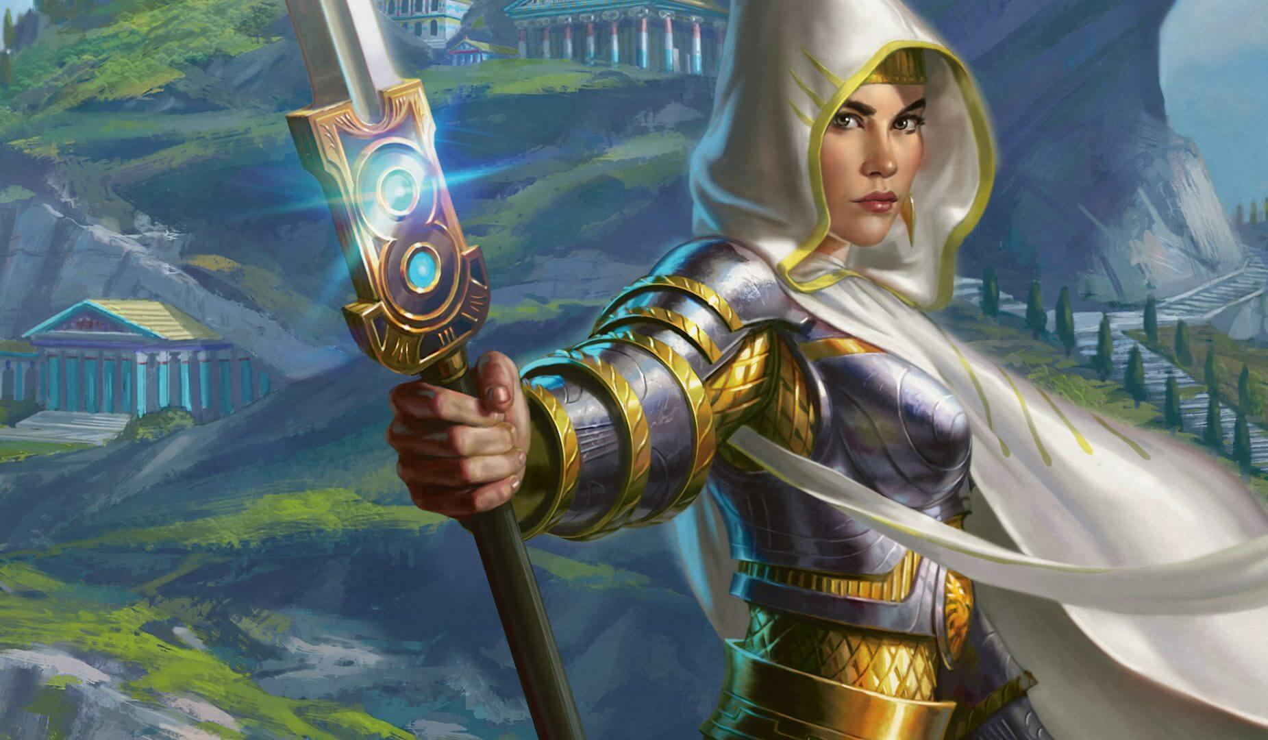 Elspeth Tirel Top Ten Planeswalkers