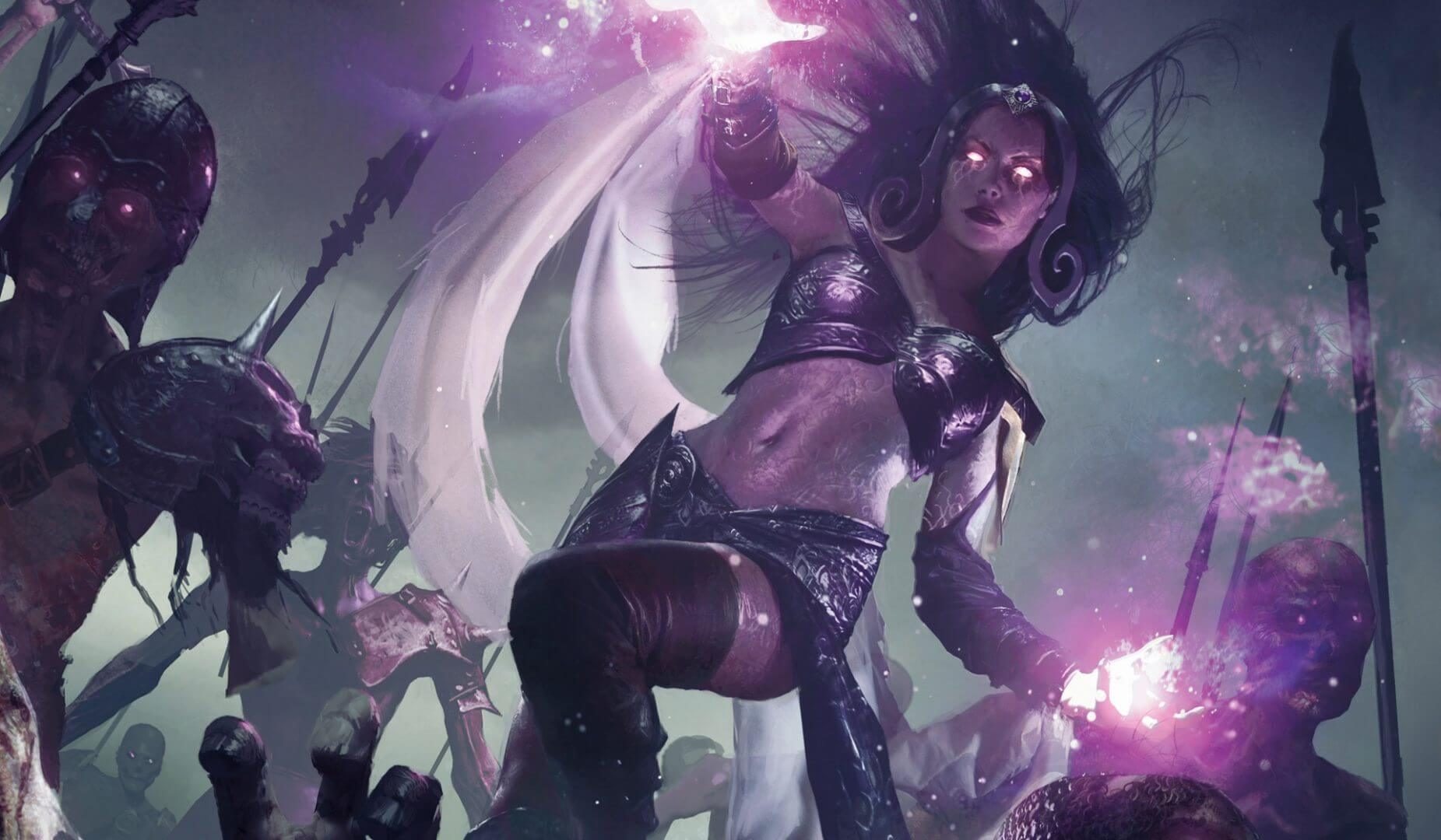 Liliana Vess Top Ten Planeswalkers