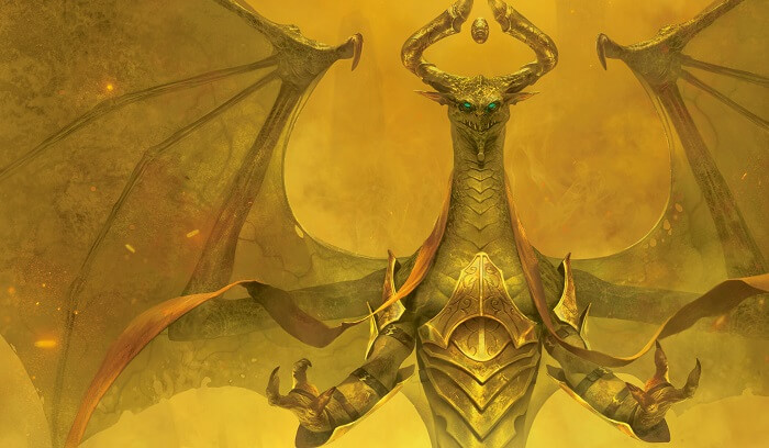 Nicol Bolas Top Ten Planeswalkers