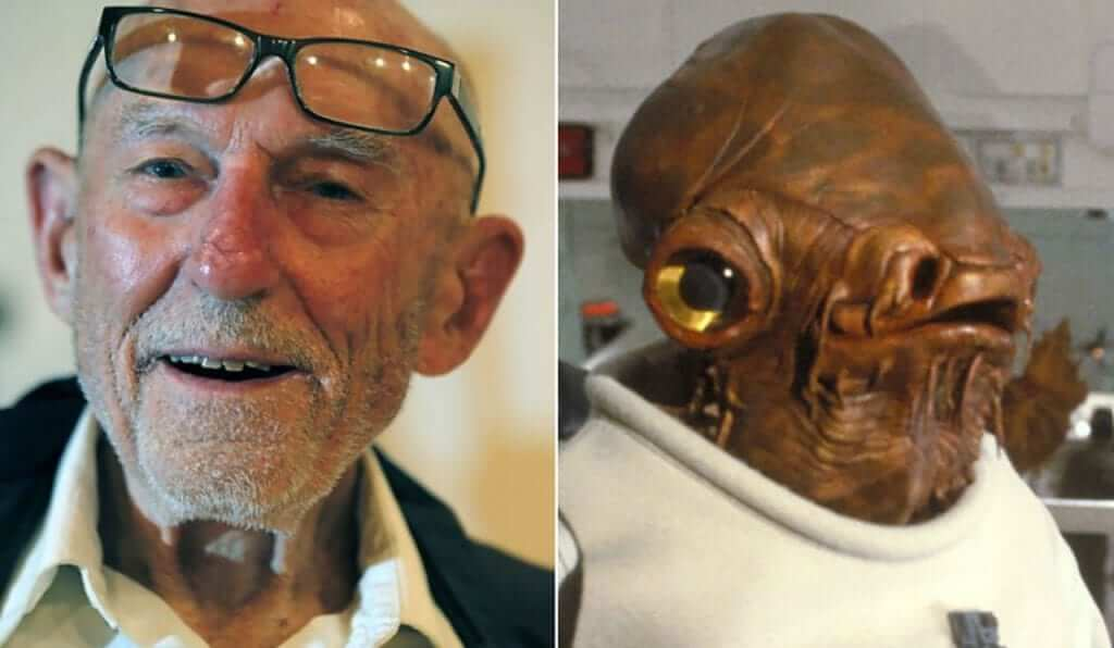 Erik Bauersfeld, Voice Of Star Wars Admiral Ackbar, Dies At 93