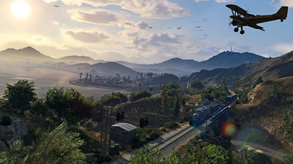 GTA V in 4K Needs To Be Seen To Believe