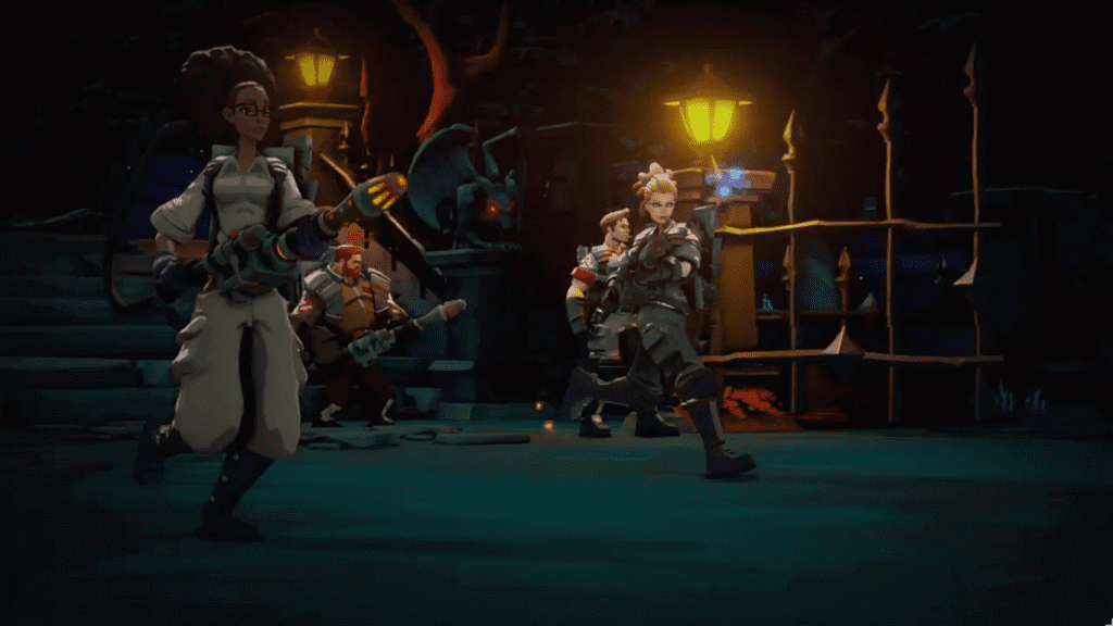 Activision Announces New Ghostbusters Game