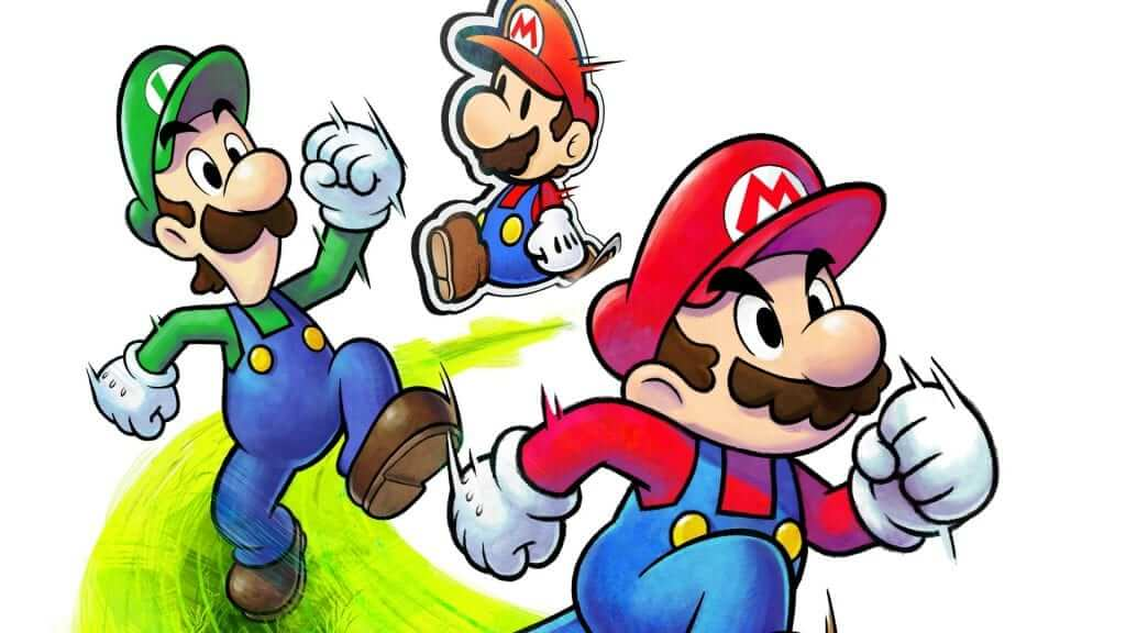 Race to Sonic Drive-In for Exclusive Mario and Luigi Toys