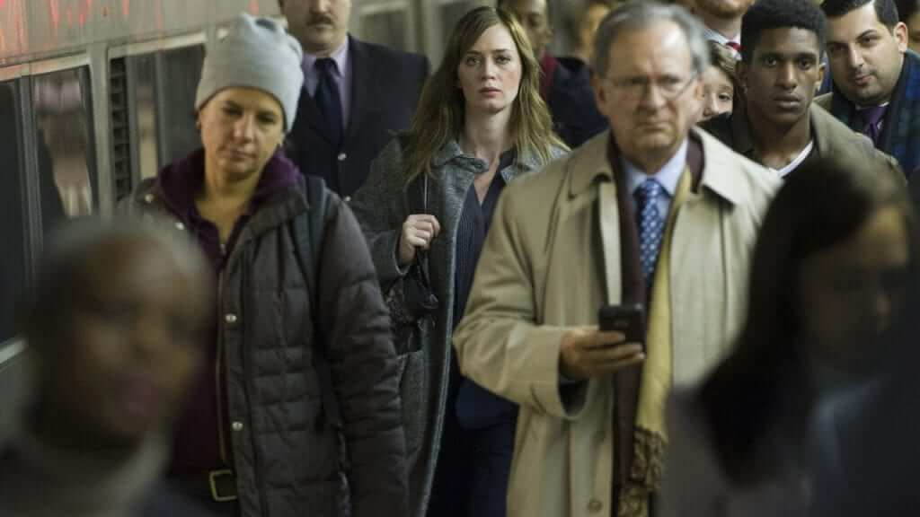 'The Girl on the Train' Gets First Trailer