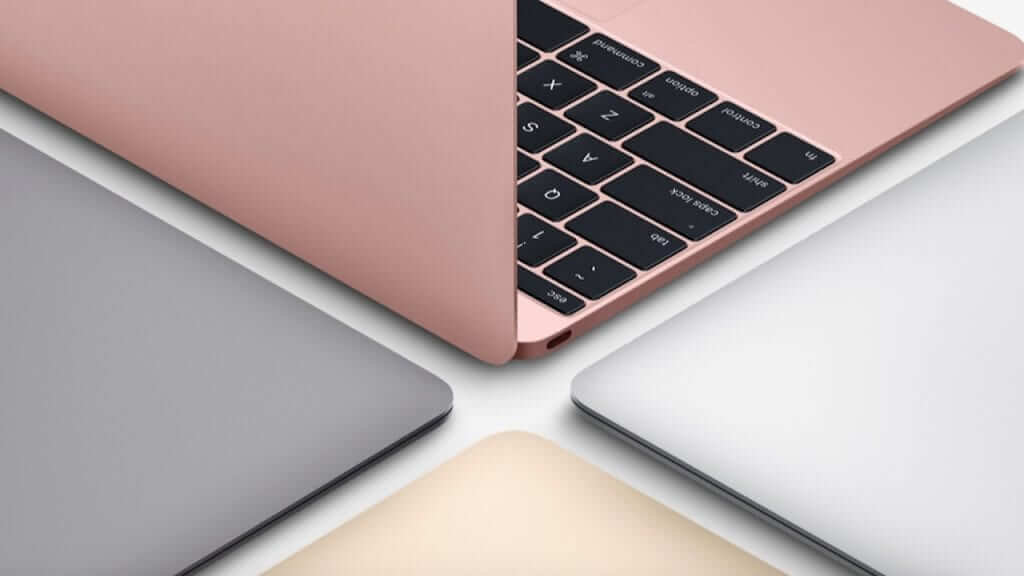 Apple Reveals The New and Improved MacBook
