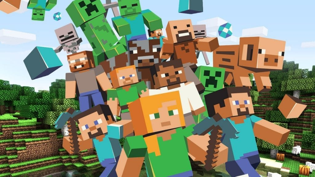 Minecraft Sales Surpass 122 Million Units