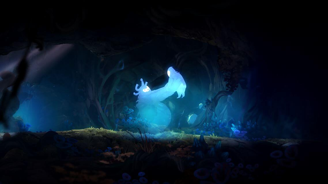 Players will get to learn more about Naru, and why she helped Ori in the start of the game.