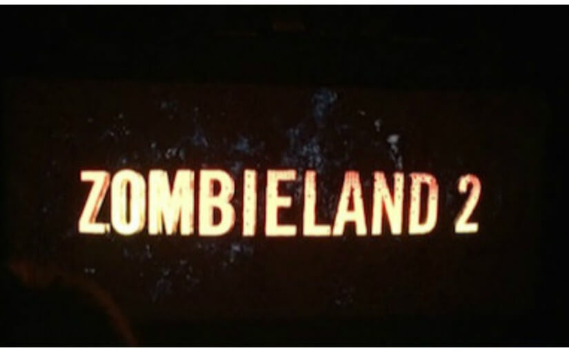 Welcome back to Zombieland
