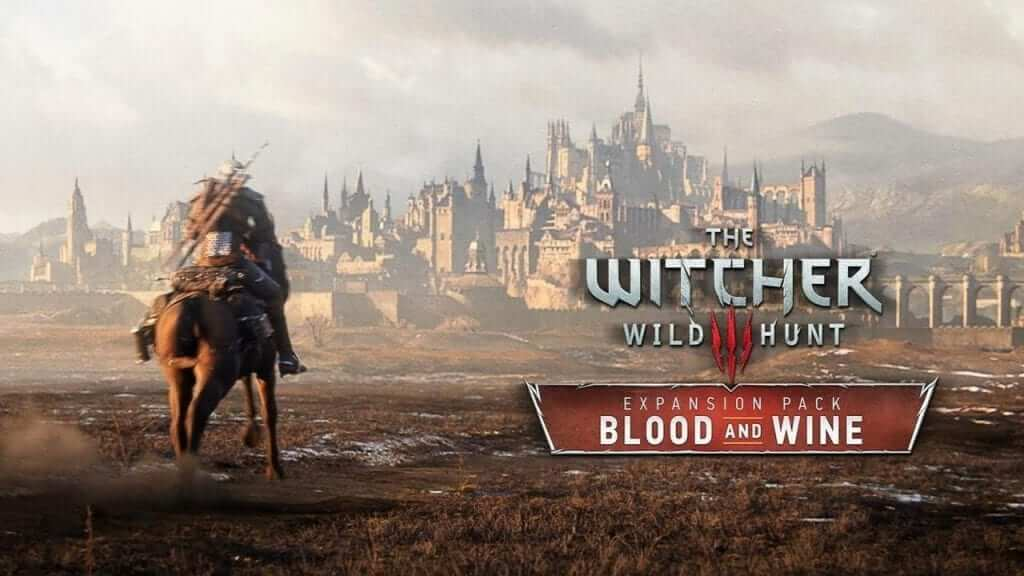 The Witcher 3: Blood and Wine Release Date Leaked