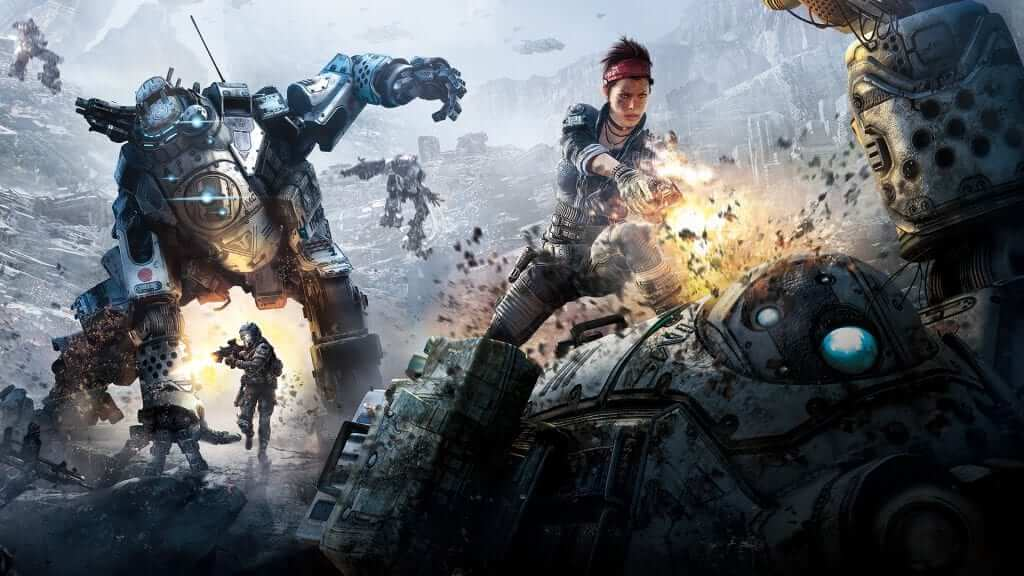 Titanfall 2 Teaser Leaves a Lot to the Imagination