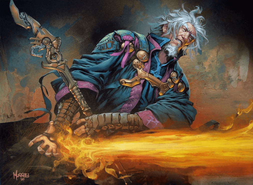 Urza Top Ten Planeswalkers