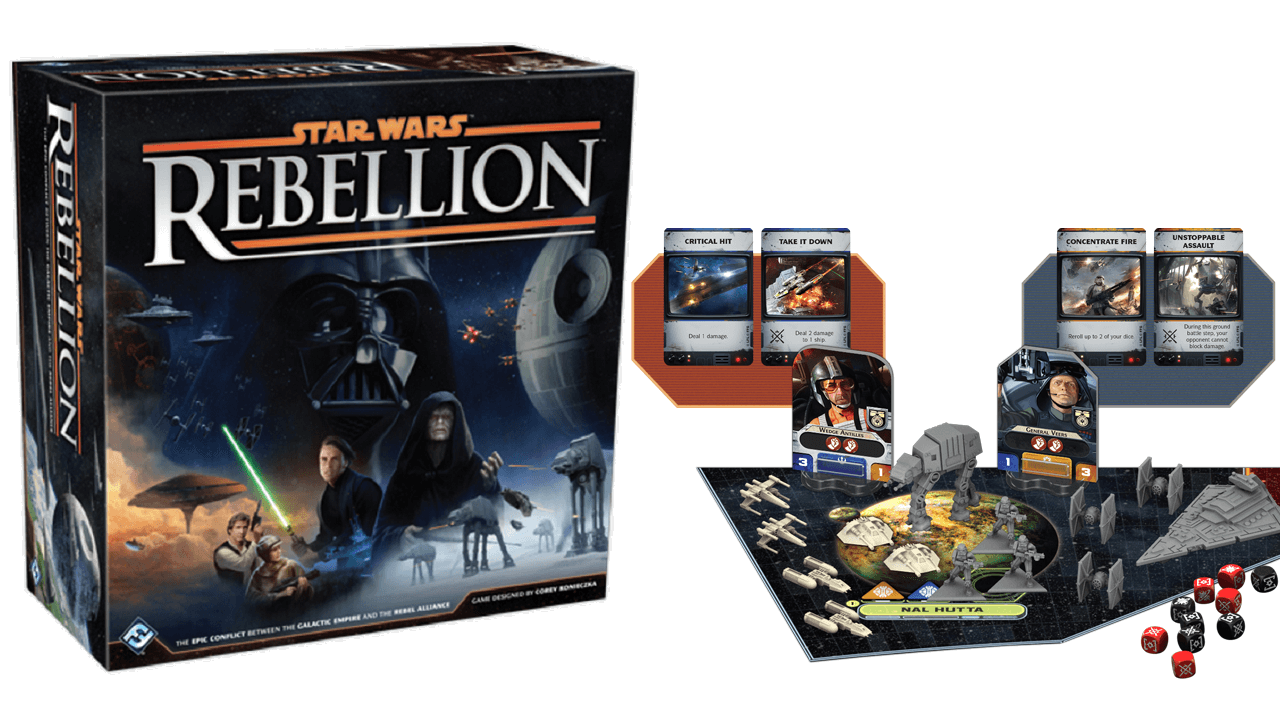 Star Wars: Rebellion Is Available Now