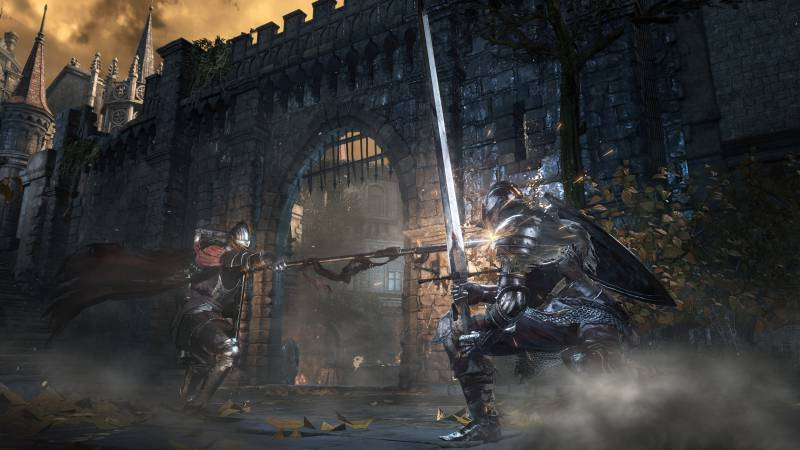 You have to remain vigilant to survive in Dark Souls 3.