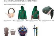 New 'The Legend of Zelda' Hoodies Revealed By Merchoid.com