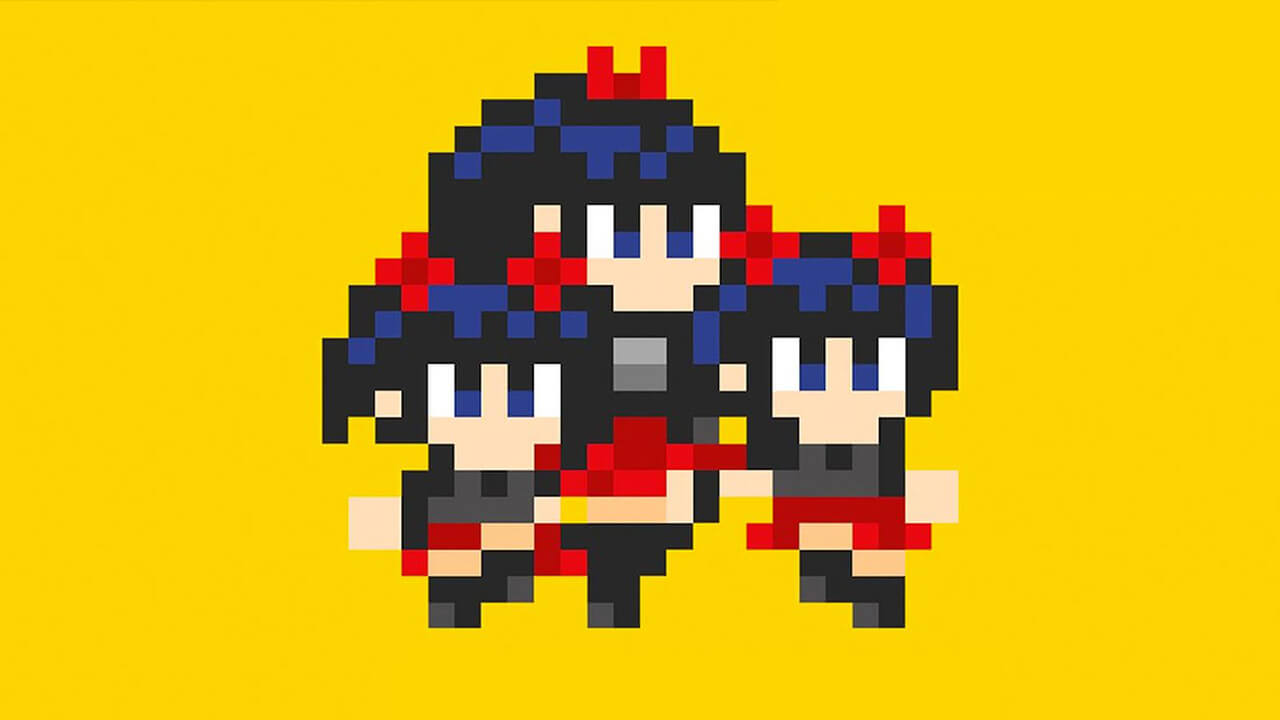 Super Mario Maker Gets BABYMETAL Costume