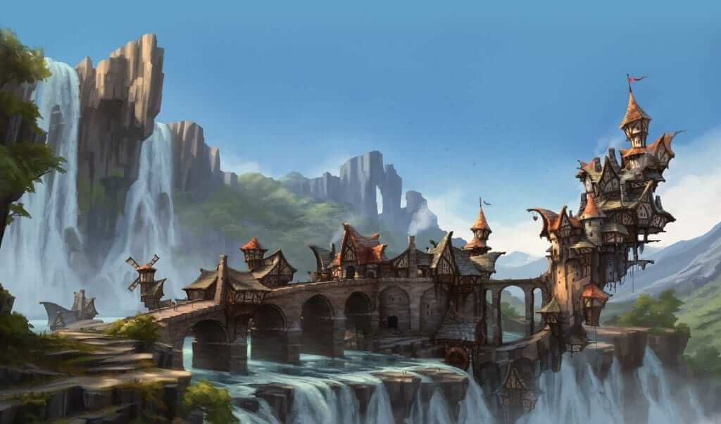 New Concept Art from Fable: Legends Revealed