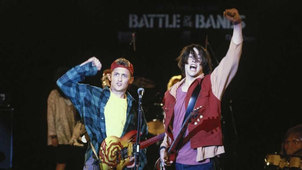 Excellent! Bill and Ted 3 Has Been Confirmed