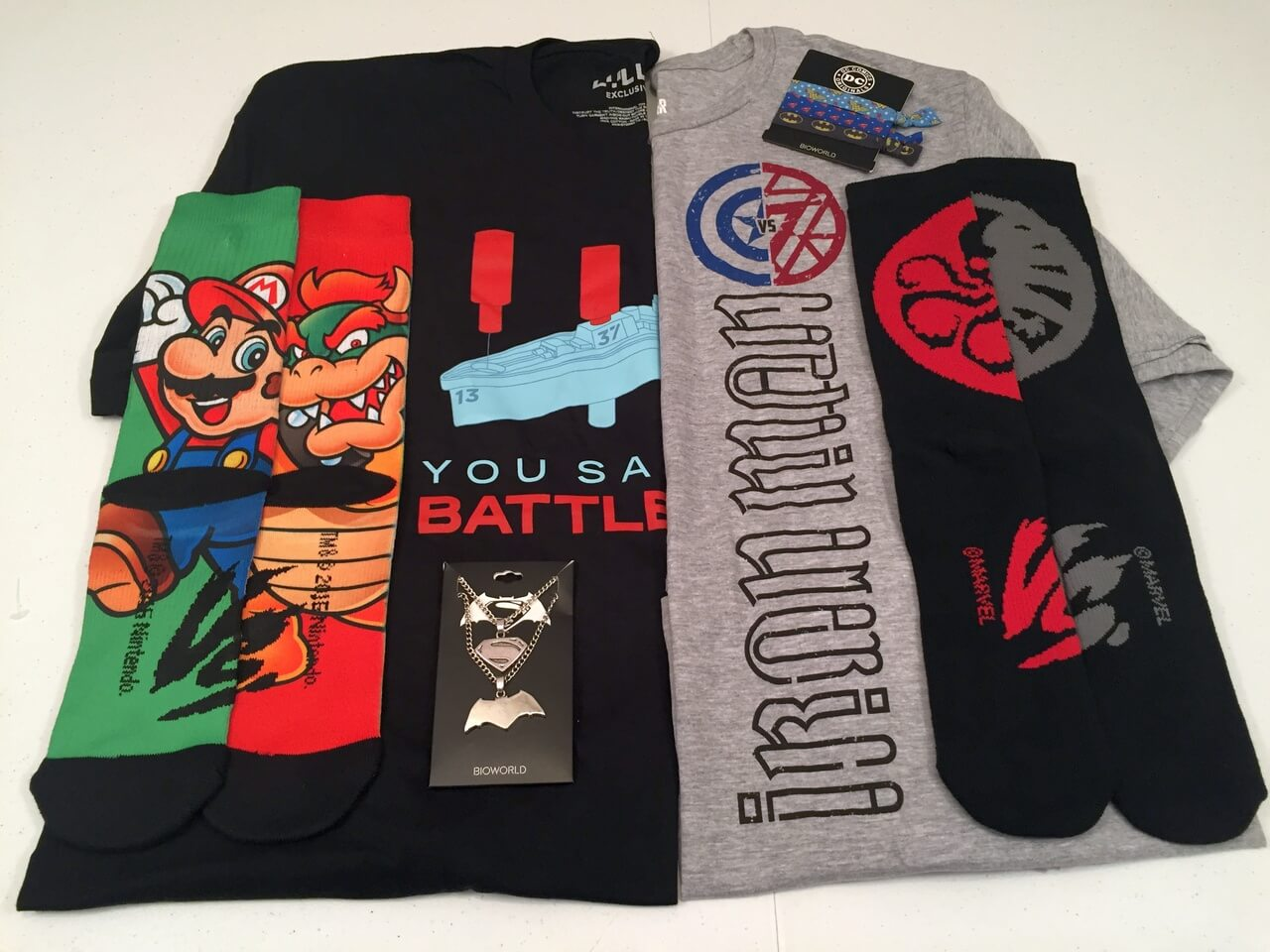 Loot Crate Level Up - VS - March 2016