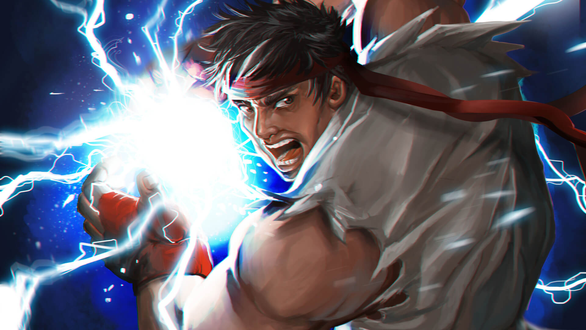 Street Fighter Creator Wants Nintendo vs Capcom Crossover
