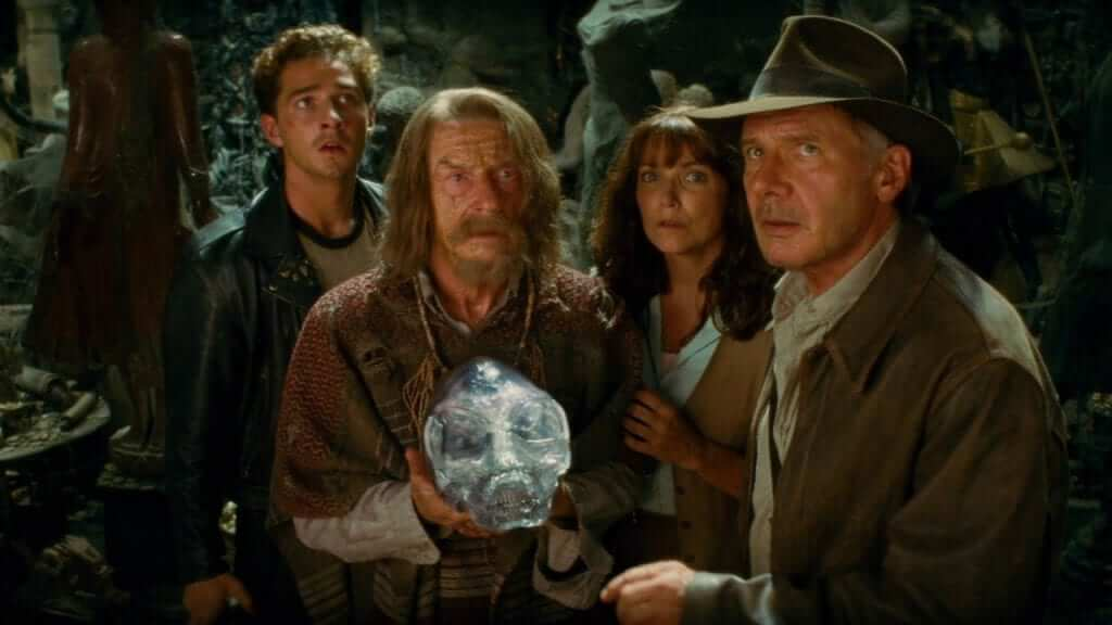 Indiana Jones 5 To Be Continuation Of Crystal Skull