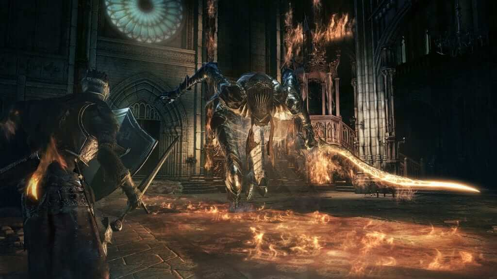 Ranking Dark Souls 3's Bosses