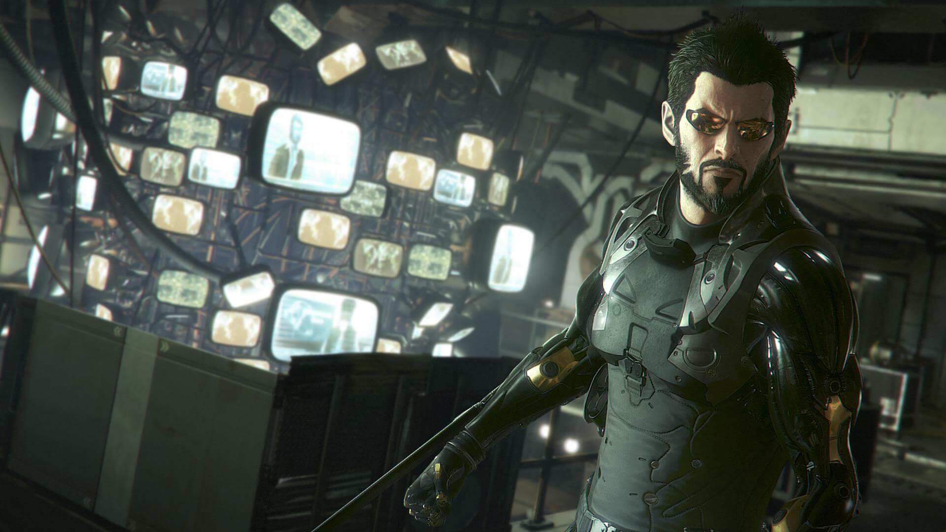 New Gameplay Trailer For Deus Ex Mankind Divided