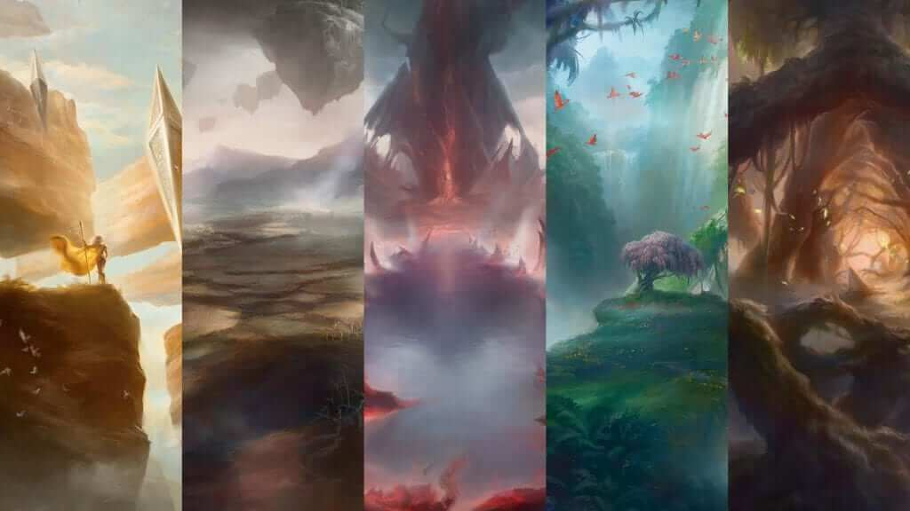 You Can Play Dungeons and Dragons In Zendikar