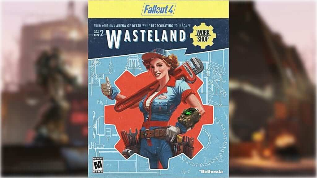 Fallout 4: Wasteland Workshop Trailer Released