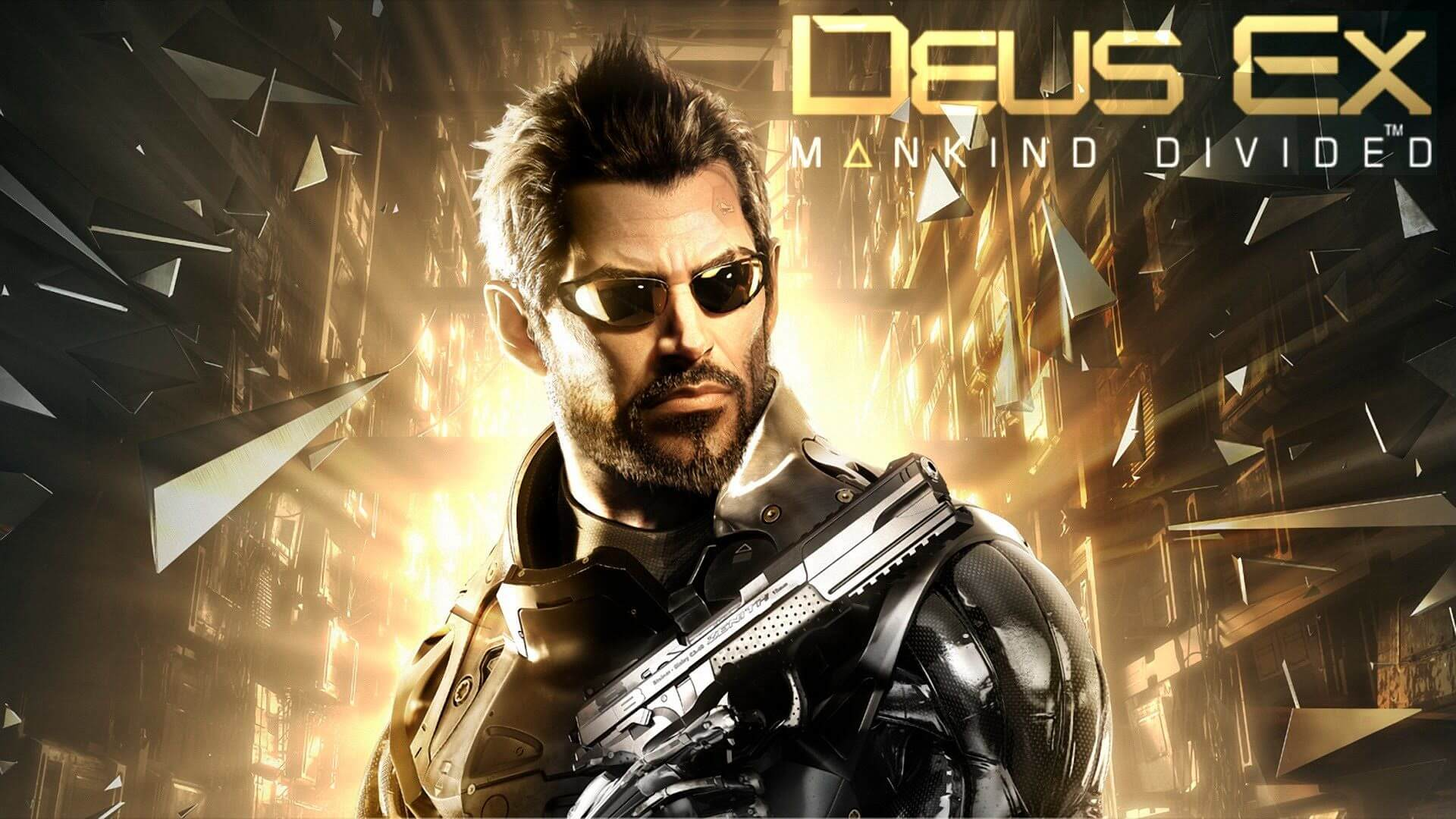 New Deus Ex: Mankind Divided Trailer Revealed